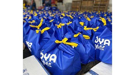 Goya humanitarian