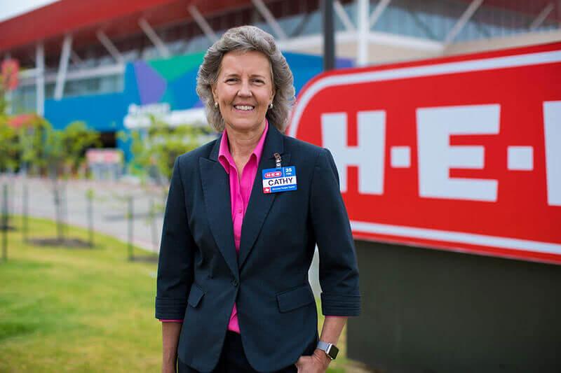 H-E-B Cathy Harm