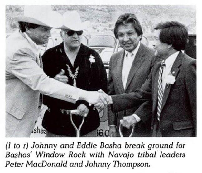 Bashas Navajo Nation