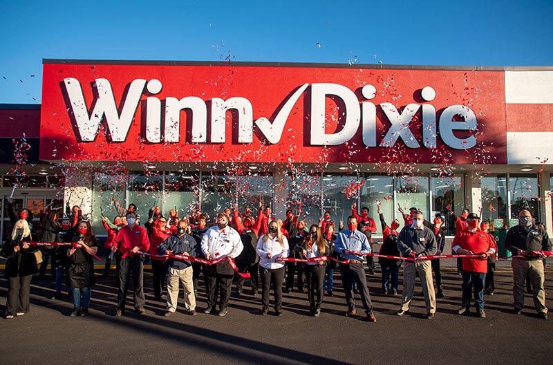Winn-Dixie Mary