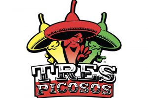 Tres Picosos burritos