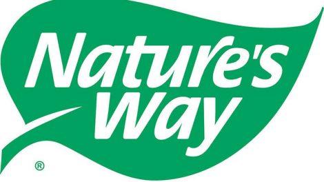 Natures Way logo supplement