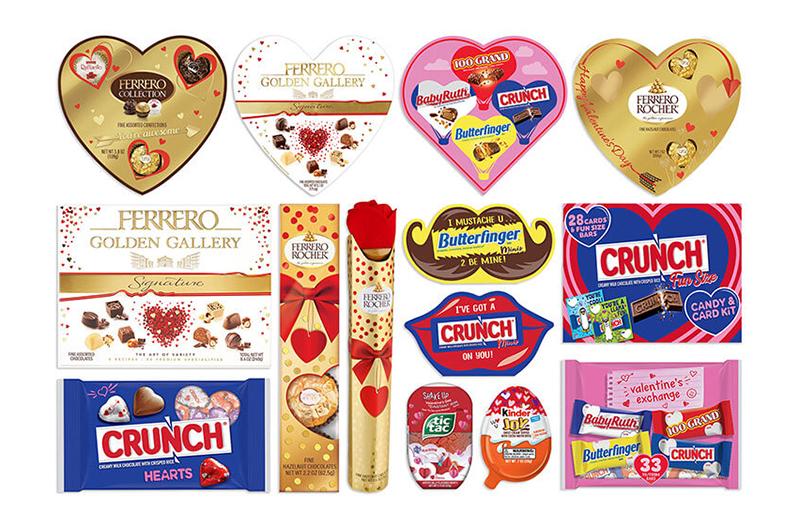 Ferrero valentines