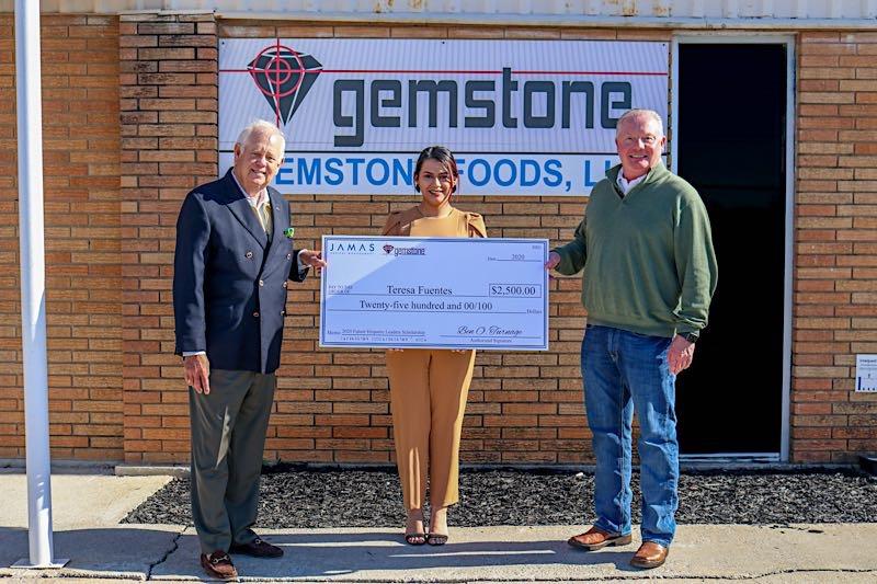Gemstone Foods leaders scholarship