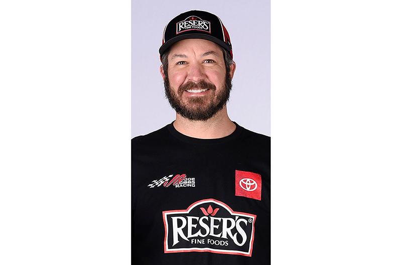 Reser's Martin Truex Jr.