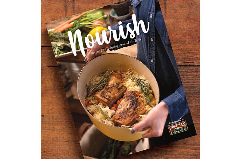 Coleman Natural cookbook