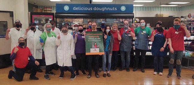 AFS Celebrates First Supermarket Employee Appreciation Day