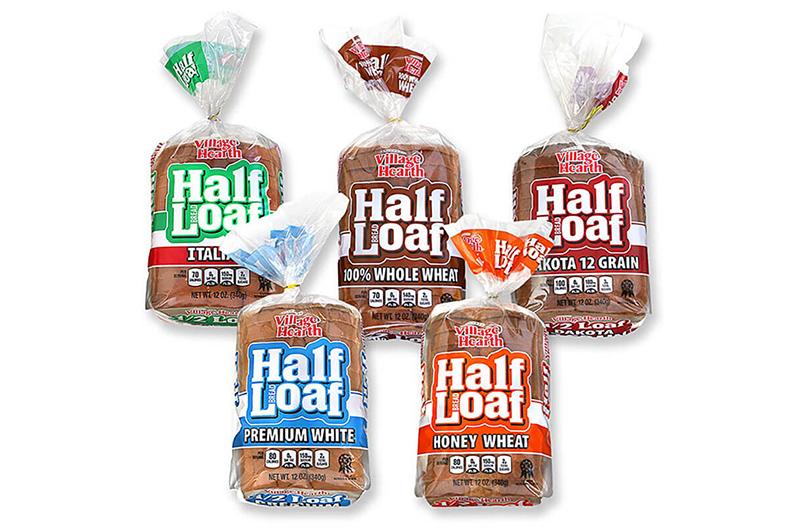 half loaves