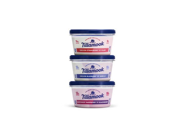 New Tillamook Creamery Collection Yogurts Adds Customization