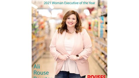 Ali Rouse Woman Executive of the Year