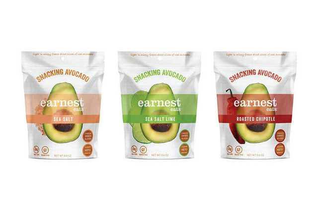 Earnest Eats Creates Clean Snacking With New Snacking Avocado Line
