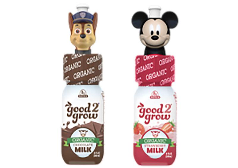 Good2grow Introduces Ready-To-Go, Organic Kids Milk