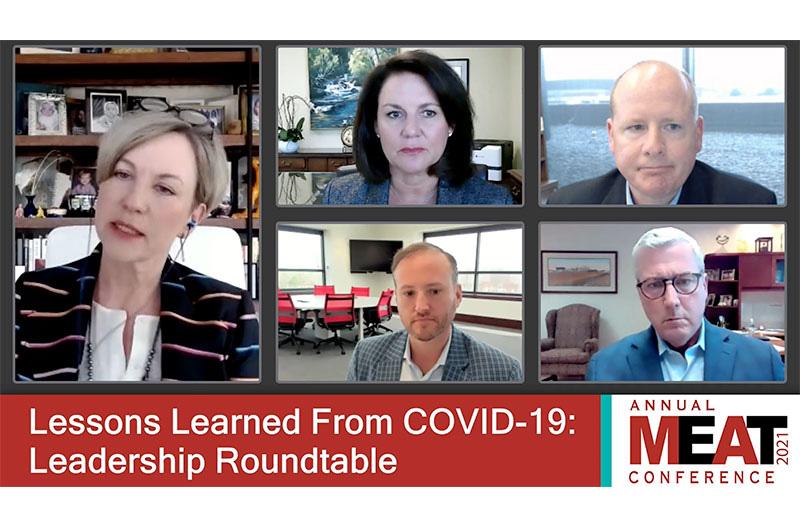 AMC Panel: Relationships, Flexibility Key Among COVID-19 Lessons