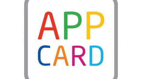 AppCard customer webstop