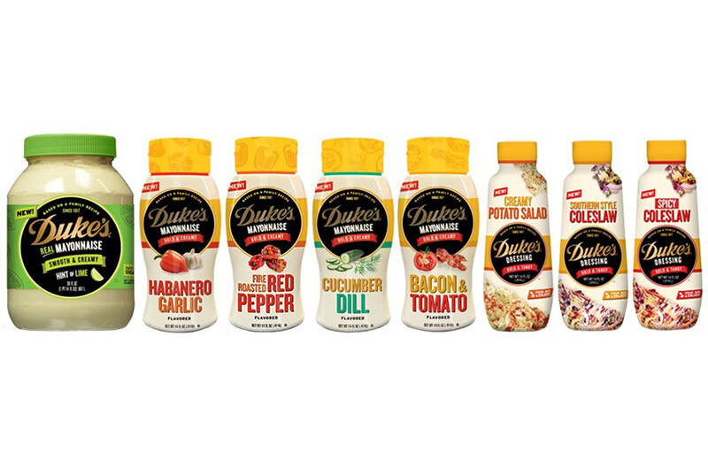 Southern Brand Duke's Mayonnaise Introduces New Products