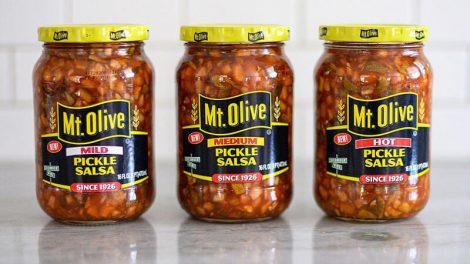 pickle salsa