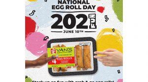egg roll day