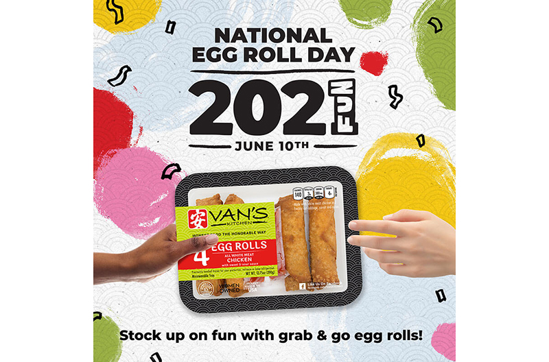 egg roll day