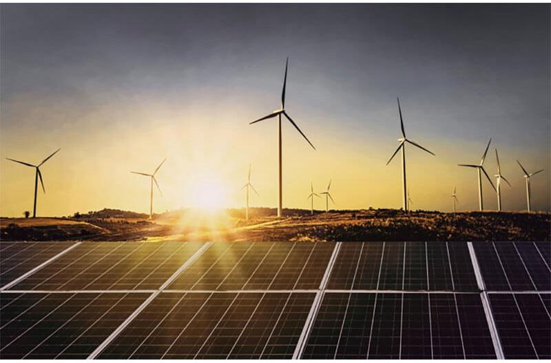totally renewable
