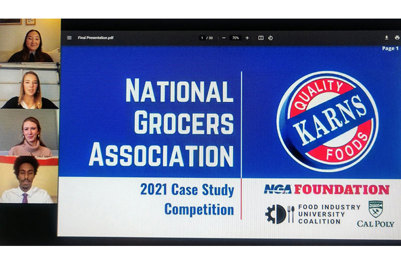 Redefining 'Local' Means Wins For Grocers And Student Team