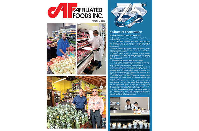 Affiliated Foods Celebrates Culture Of Cooperation On 75th Anniversary