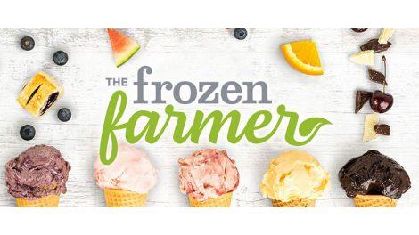 frozen farmer