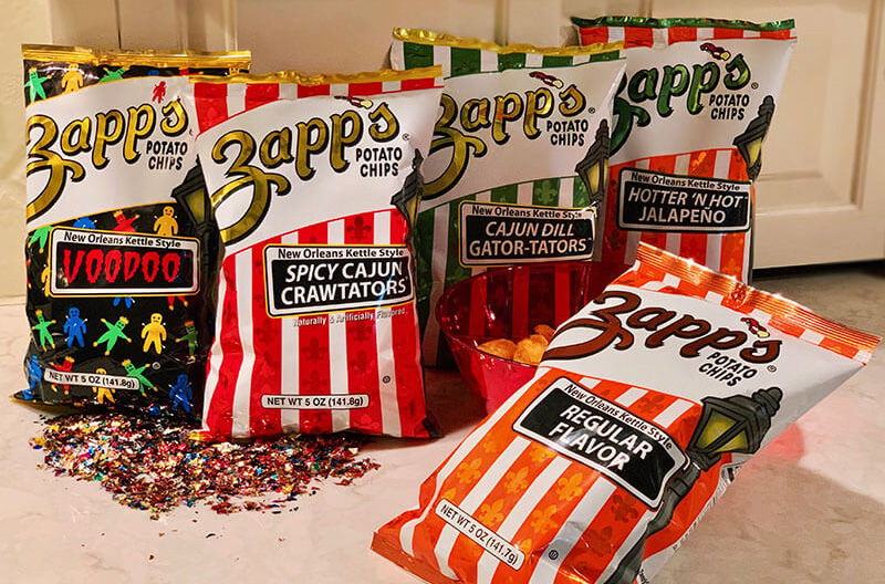 Zapp's Celebrates Milestone Anniversary With Perfect 10 Sweepstakes