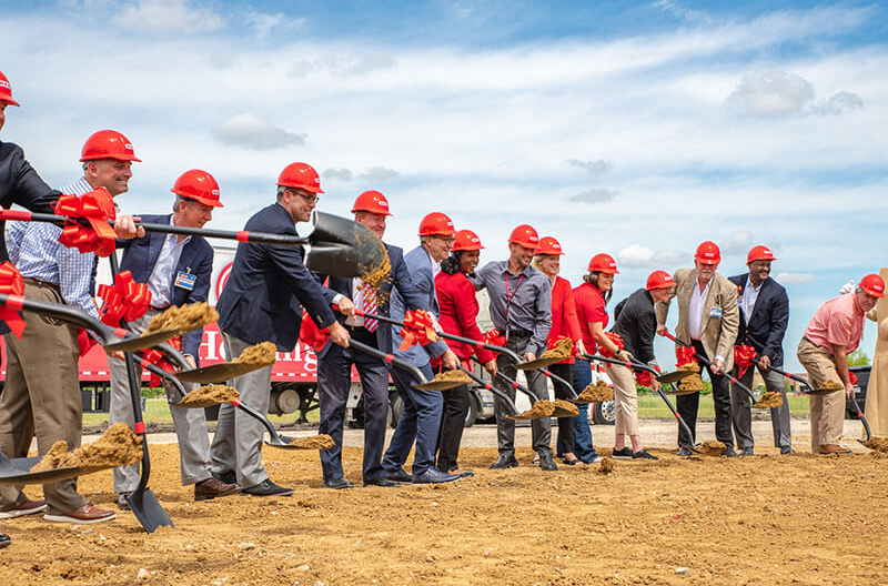 H-E-B Breaks Ground On New Store In Frisco, Texas