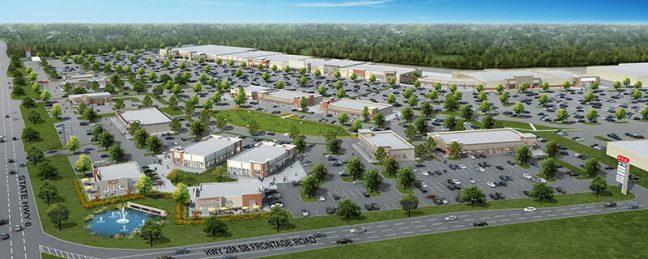 H-E-B, Weitzman Break Ground On First Phase Of Manvel Town Center