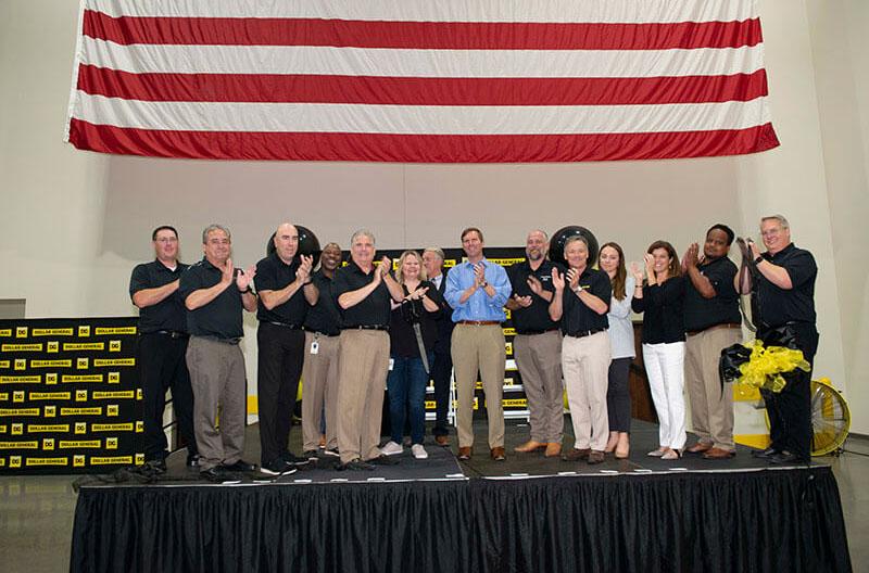 Dollar General Celebrates Grand Opening Of Walton, Kentucky DC