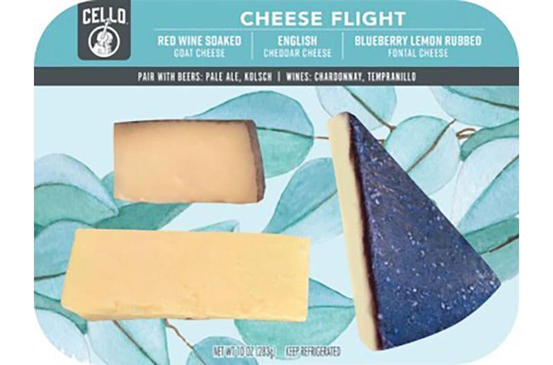 cheese flights