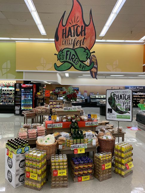 Hatch Chile Season Is Back At United Family Stores
