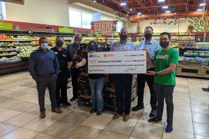 Albertsons Market, Market Street Give $46,373 To Roadrunner Food Bank