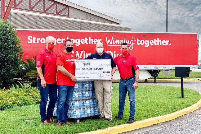 SEG Supports Gulf Coast Community In Hurricane Ida Relief Efforts
