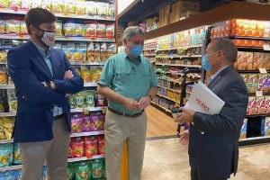 Congressman Highlights Importance Of Competition For Independents