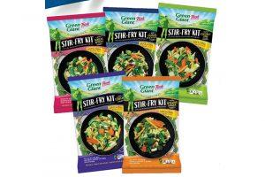 F&SProduce Co.IntroducesGreen Giant Stir-Fry Kits, Organic Vegetables