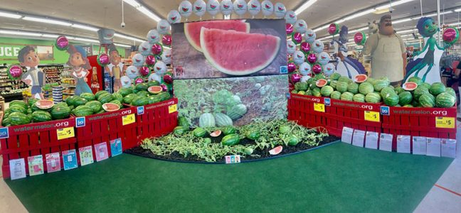 Winners Announced For Watermelon Board's Merchandising Contest