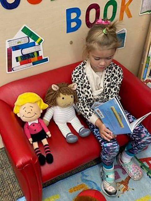 Tyson Foods Supports Early Childhood Literacy In Local Communities